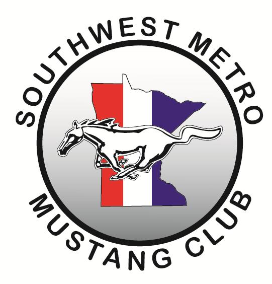 Southwest Metro Mustang Club Logo