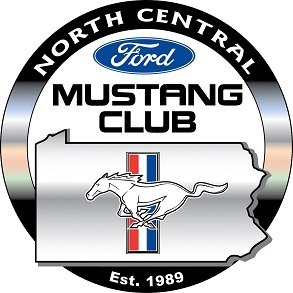North Central Mustang Club Logo