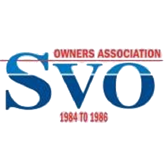 Mustang SVO Owners Association Club Logo