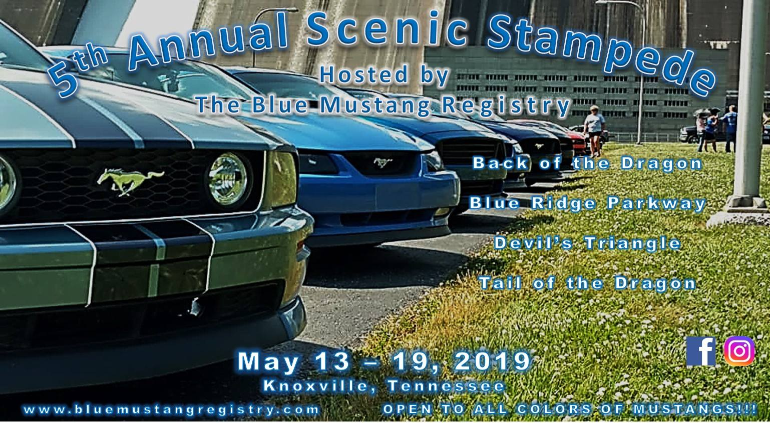 5th Annual Scenic Stampede