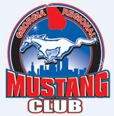 Georgia Regional Mustang Club Logo