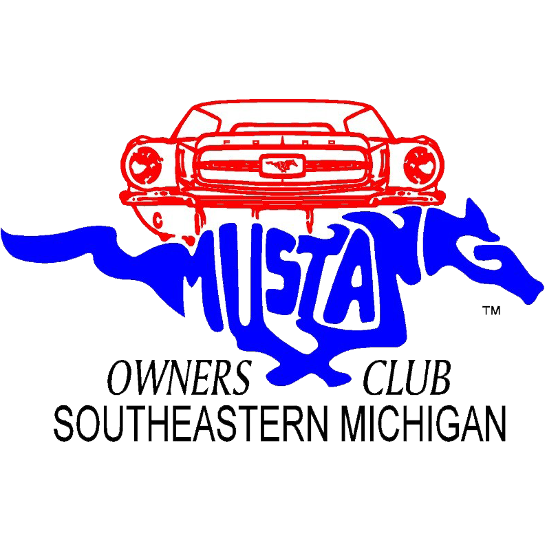 Mustang Owners Club Of South Eastern Michigan Logo