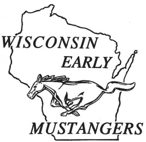 map mustang registry Red Firebird wisconsin early mustangers