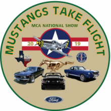 The 1st MCA National Show of 2019 held at the Lone Star Flight Museum, 11551 Aerospace Ave., Houston, Texas 77034.