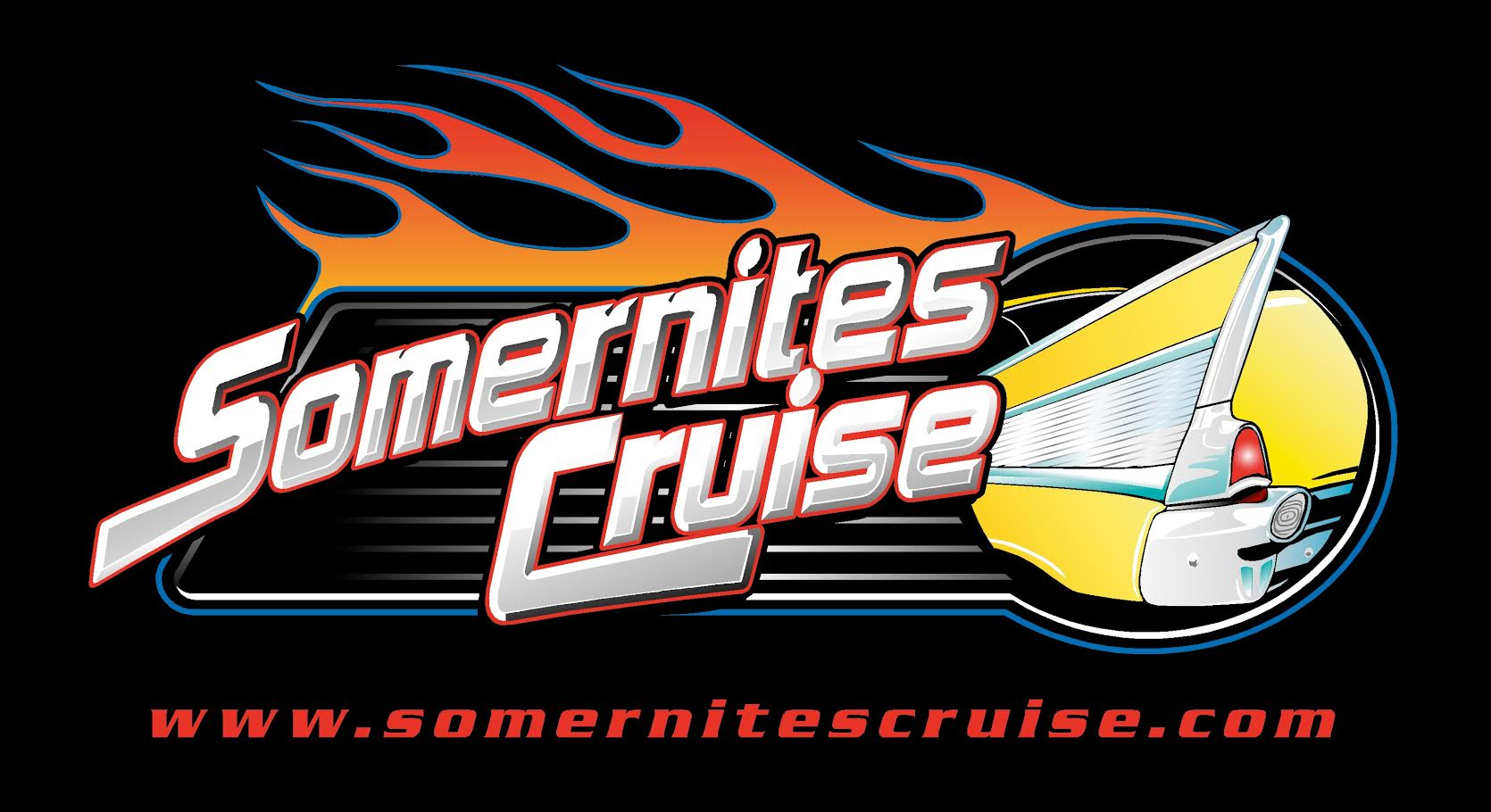 Somernites Cruise, is the largest monthly classic car cruise in the state of Kentucky.