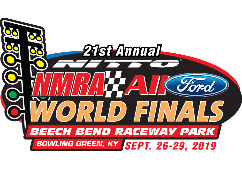 The final stanza to the NMRA points-earning race season…the Nitto Tire NMRA World Finals takes place at Beech Bend Raceway Park in Bowling Green, Kentucky.