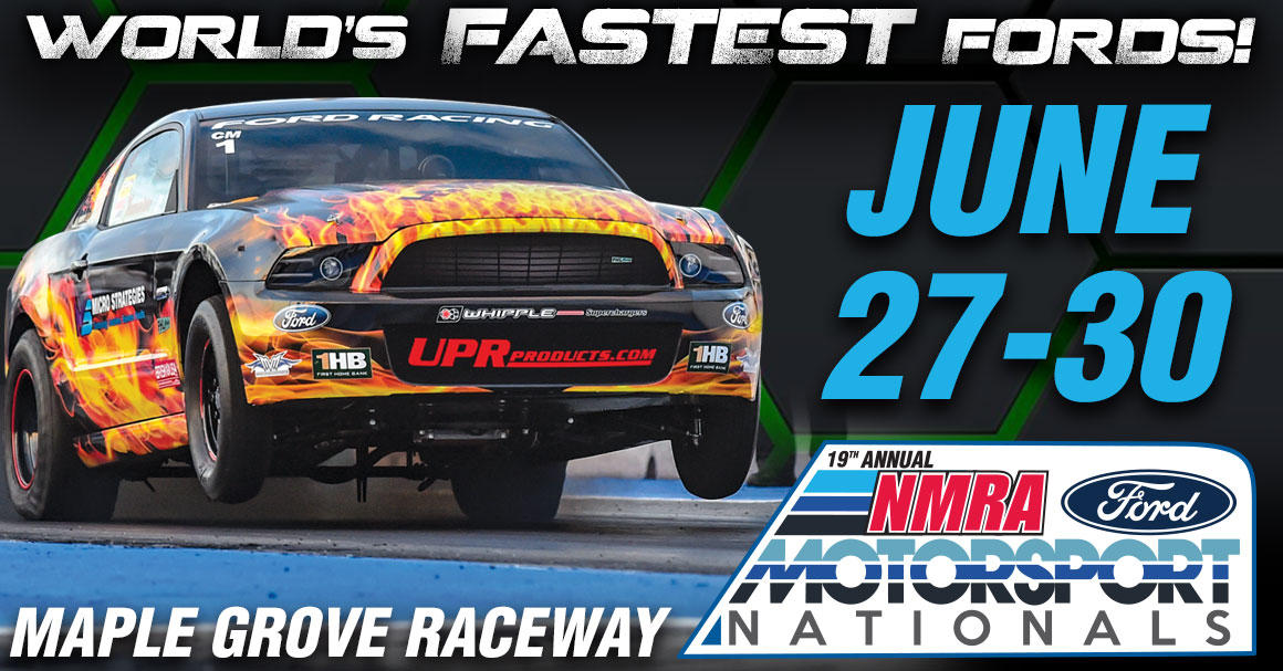 One of the most prestigious and longest running Ford events in the country, the Ford Motorsport Nationals takes place at the scenic and historic Maple Grove Raceway in Mohnton, PA over the weekend of June 27-30, 2019.