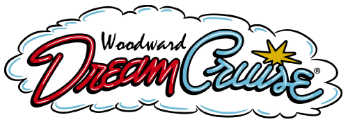 Woodward Dream Cruise Logo