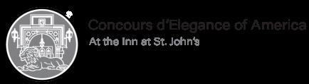 St. Johns Concours Logo
