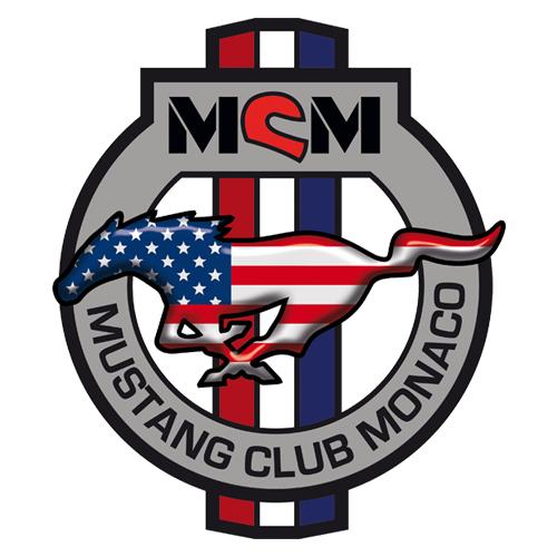 Mustang Club Monaco Logo