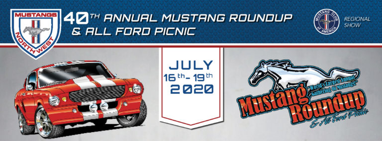40th Annual Mustang Roundup & All Ford Picnic