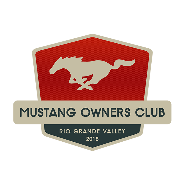 Mustang Owners Club Rio Grande Valley Logo