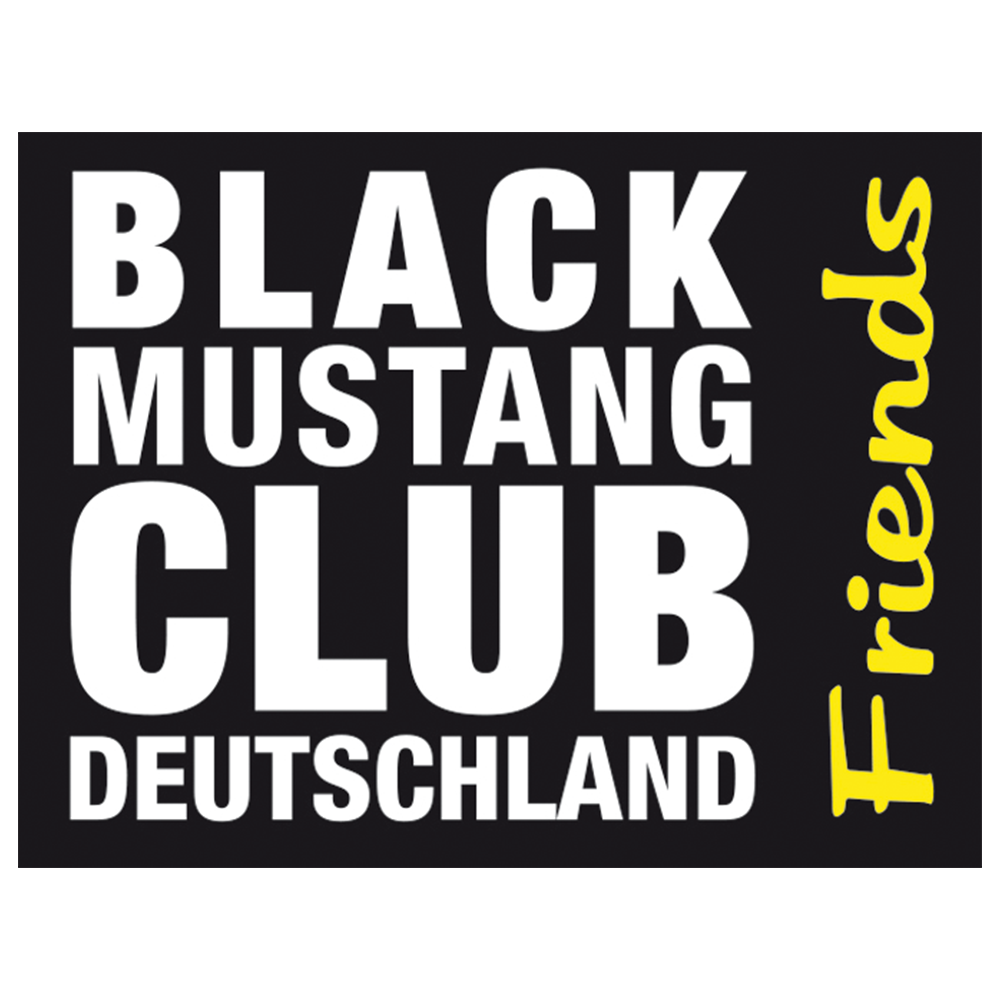 Blackmustangclub.de Logo