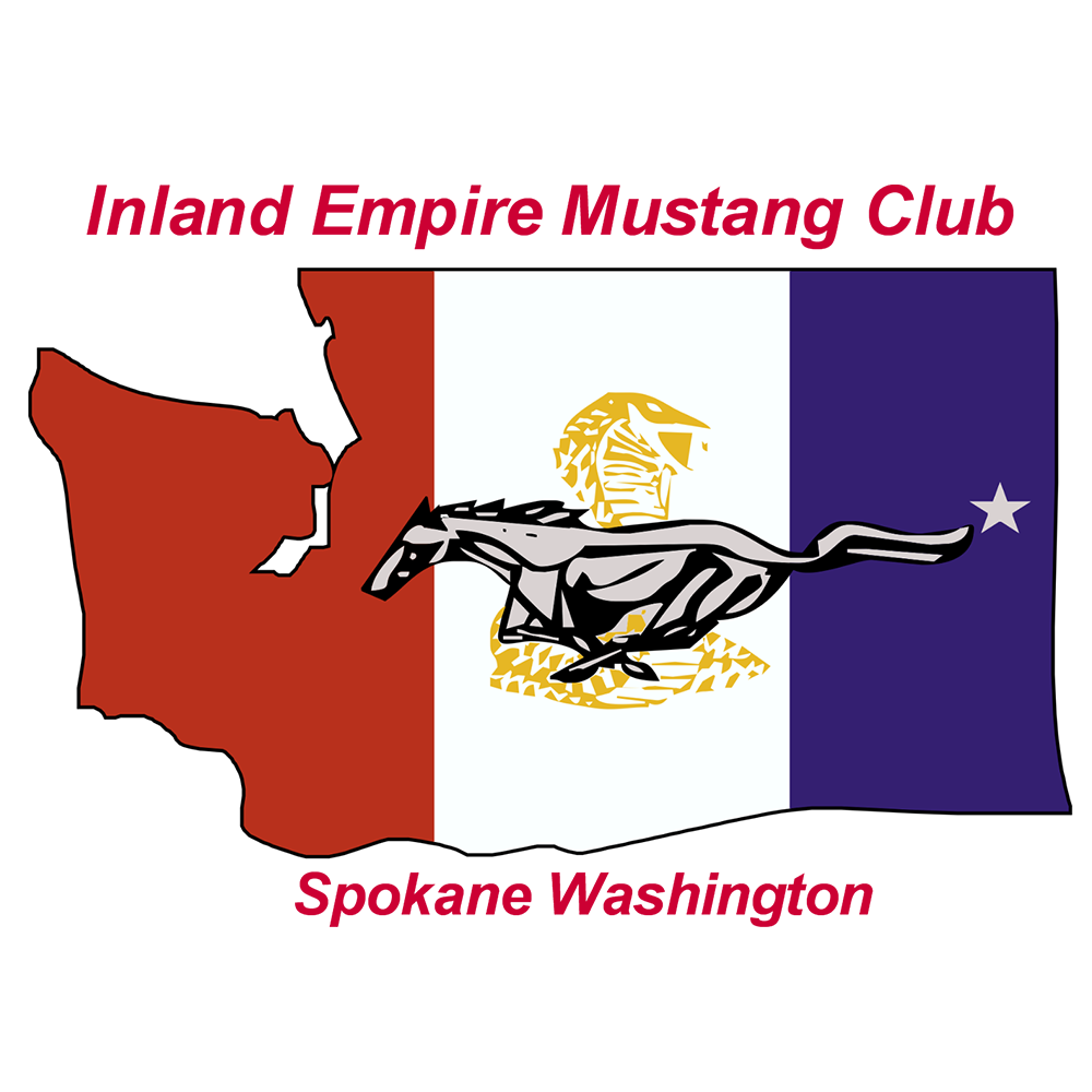 Inland Empire Mustang Club Logo