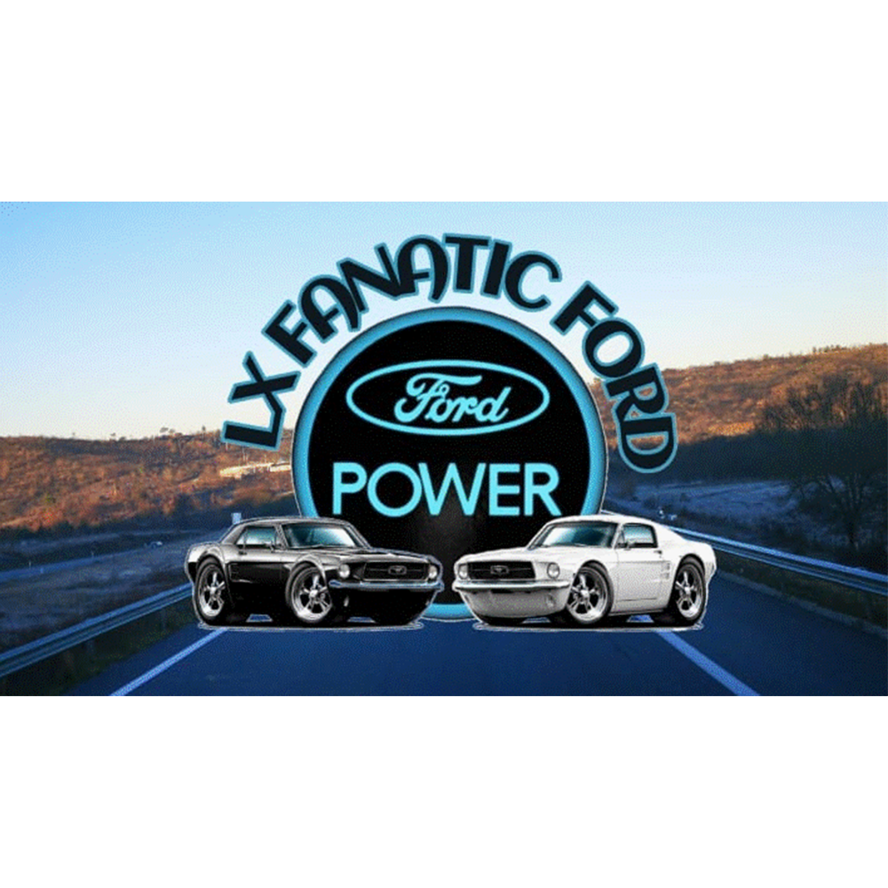 Club LxFanaticFord Logo