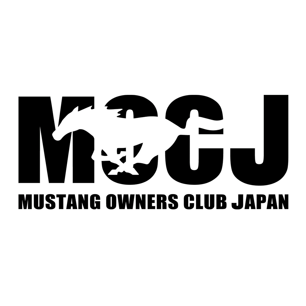 Mustang Owners Club of Japan Club Logo