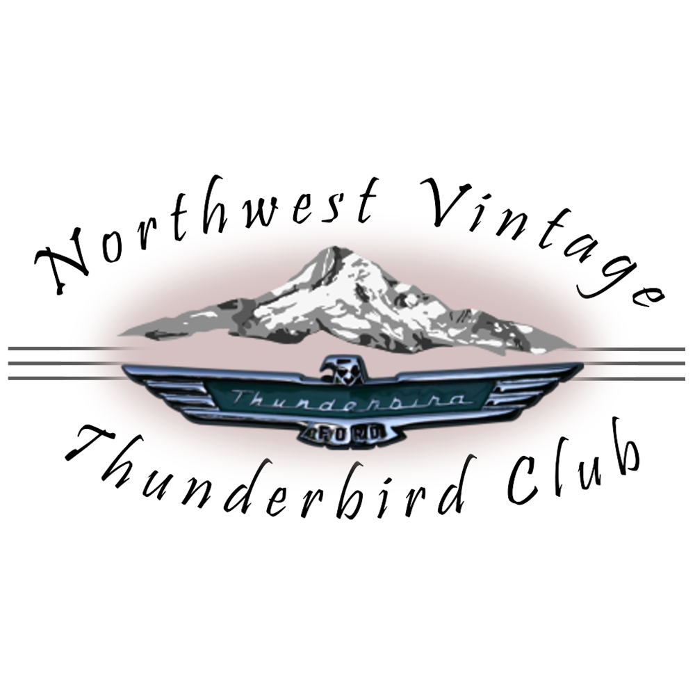 Northwest Vintage Thunderbird Club Logo