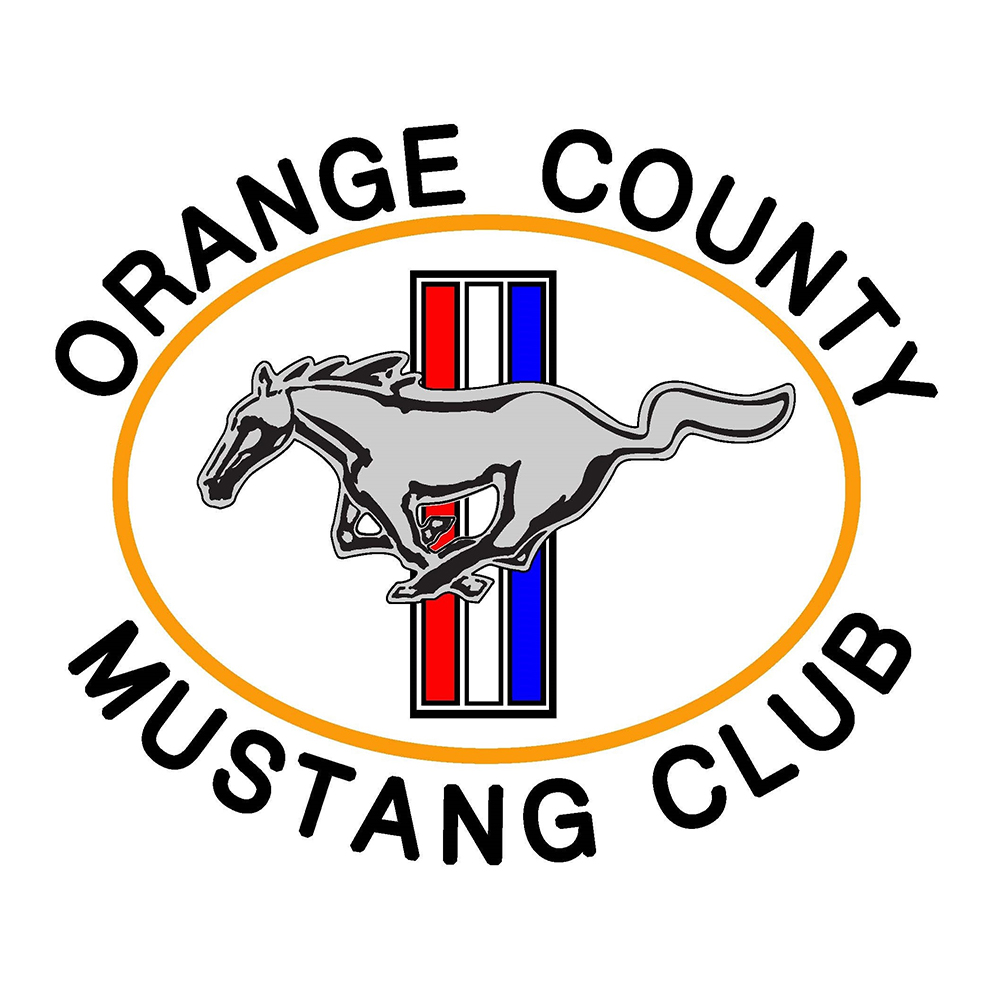 Orange County Mustang Club Logo