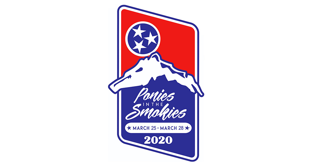 Ponies in the Smokies Logo