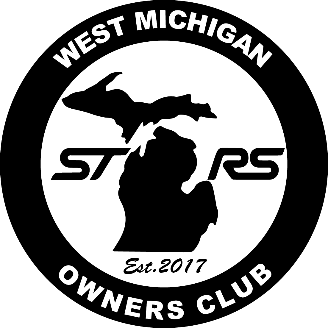 West Michigan ST/RS Focus Club Logo