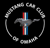 Mustang Car Club of Omaha Logo