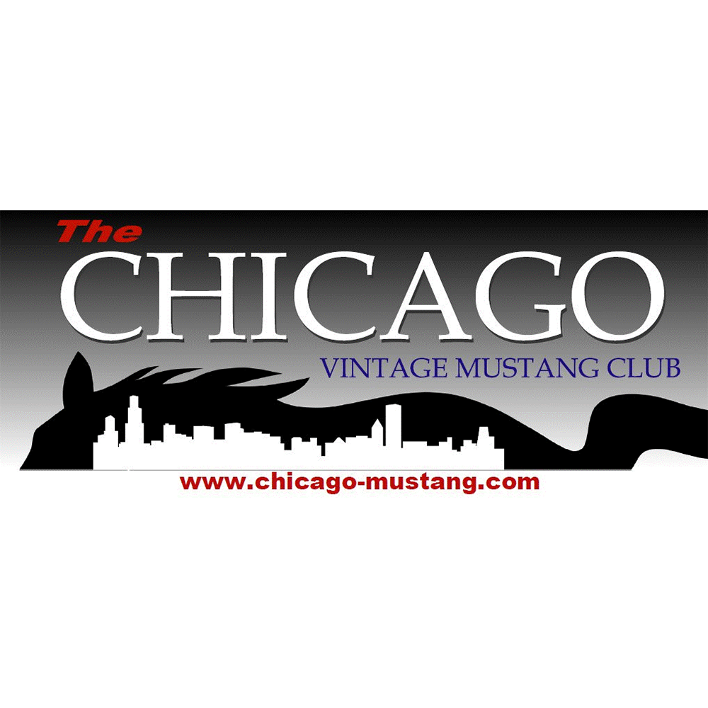 Chicago Vintage Mustang Club logo