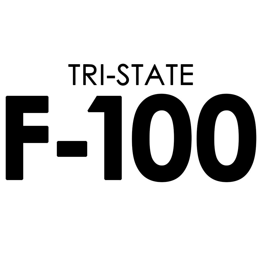 Tri-State F-100 Club Logo