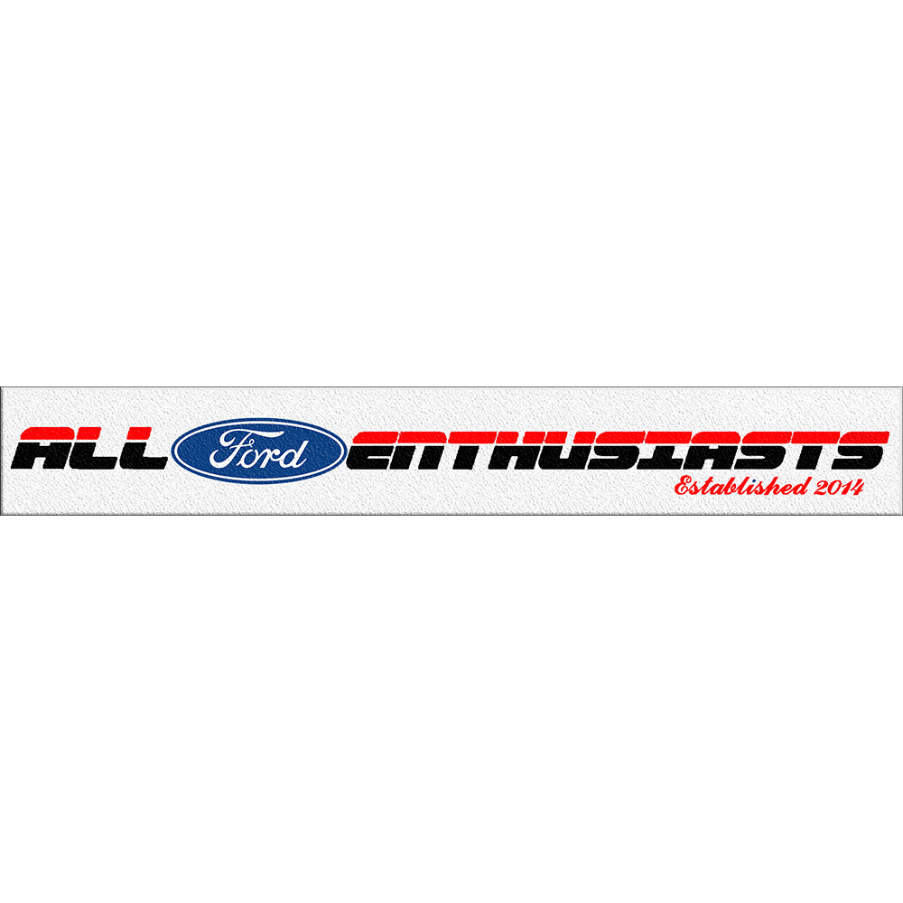 All Ford Enthusiasts Club Logo