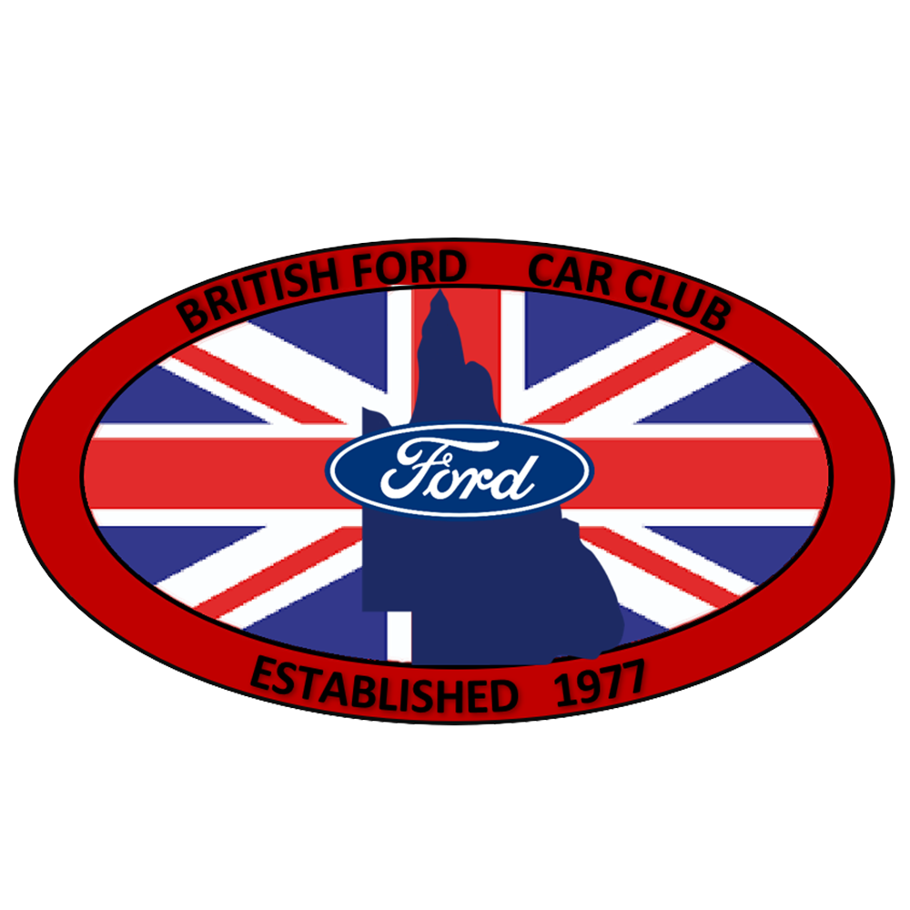 British Ford Car Club of Queensland Logo