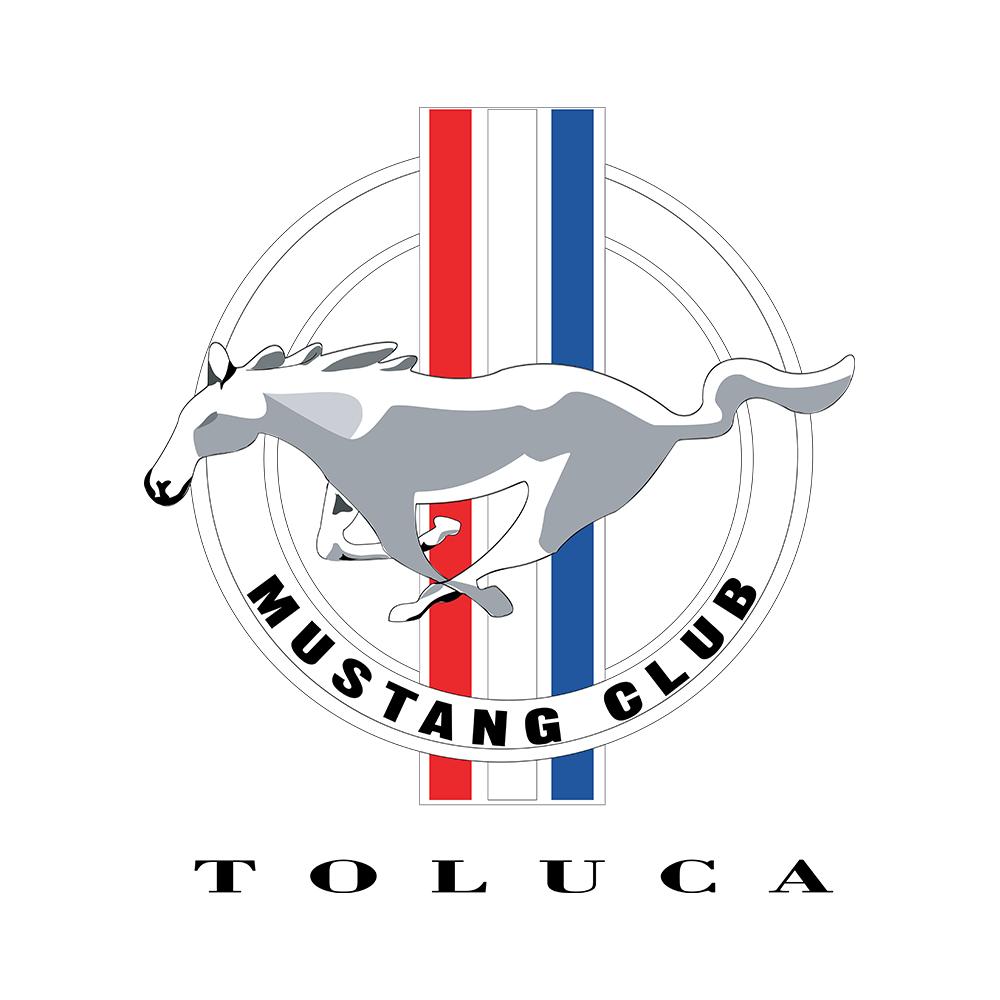 Mustang Club Toluca Logo