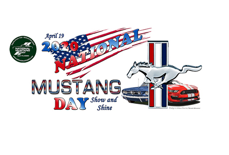 2020 National Mustang Day Show and Shine