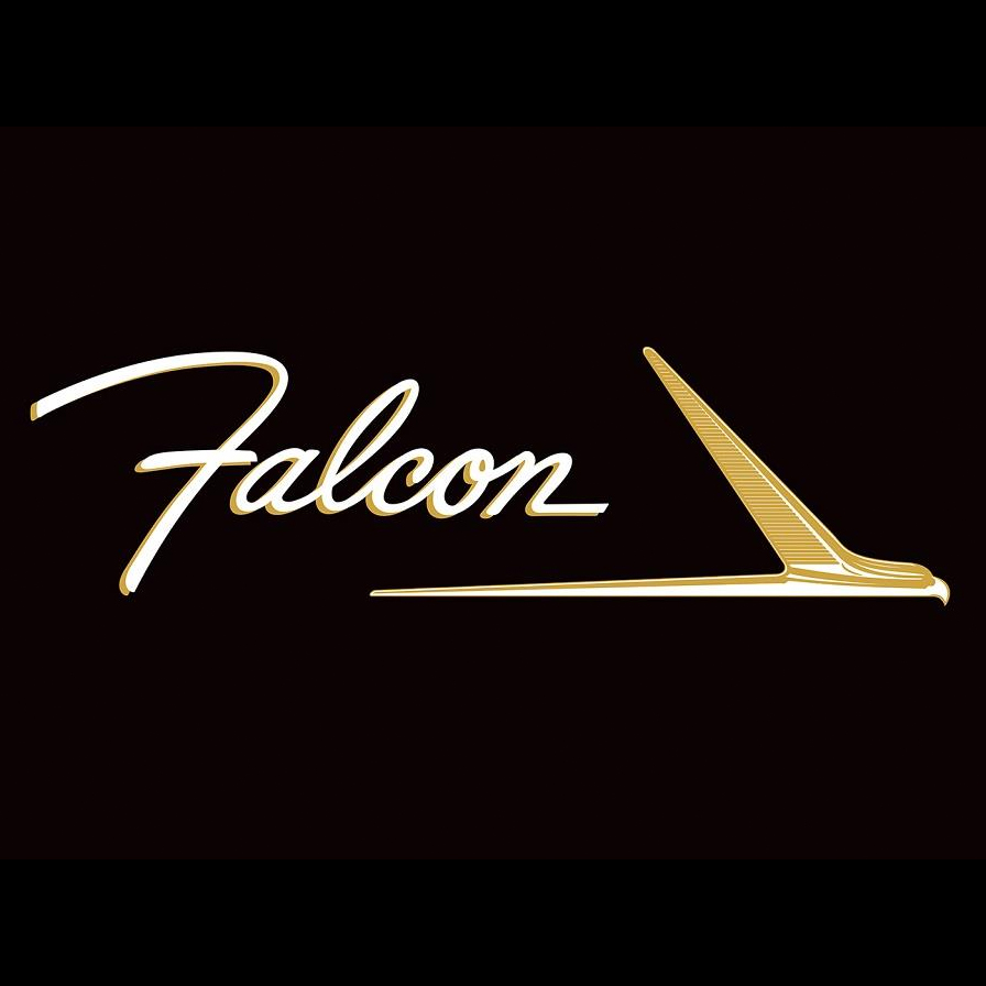 Northeast Chapter Falcon Club of America Logo