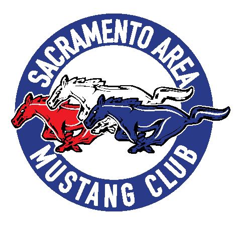 Sacramento Area Mustang Club Logo