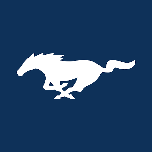 Mustang V6 EcoBoost and I4 Logo