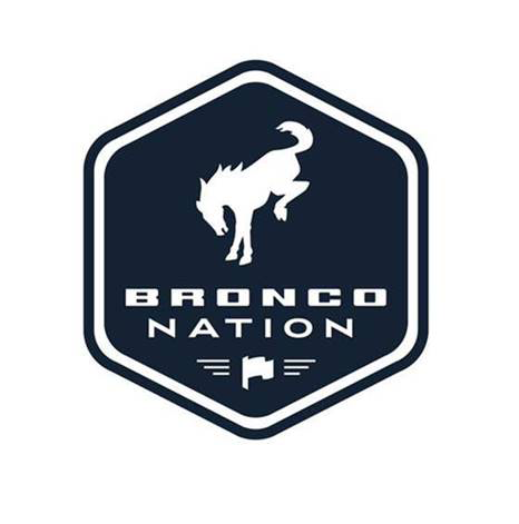 Ford Bronco Nation Logo