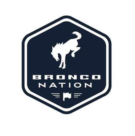 Ford Bronco Nation Logo