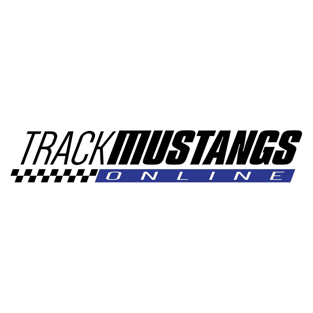Track Mustangs Online Logo