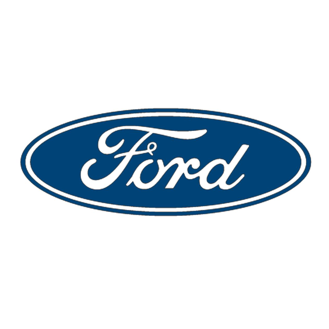 Default Ford blue oval logo