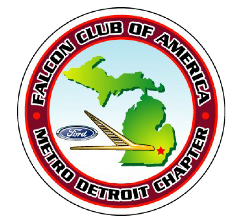 Metro Detroit Falcon Club Logo