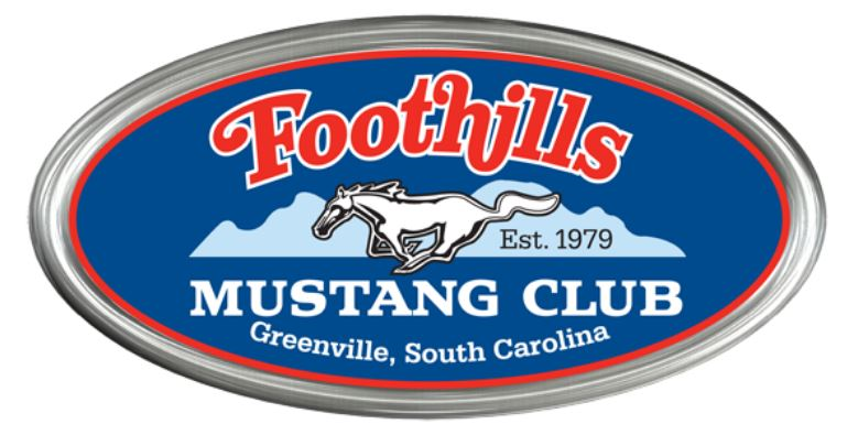 Foothills Mustang Club Logo