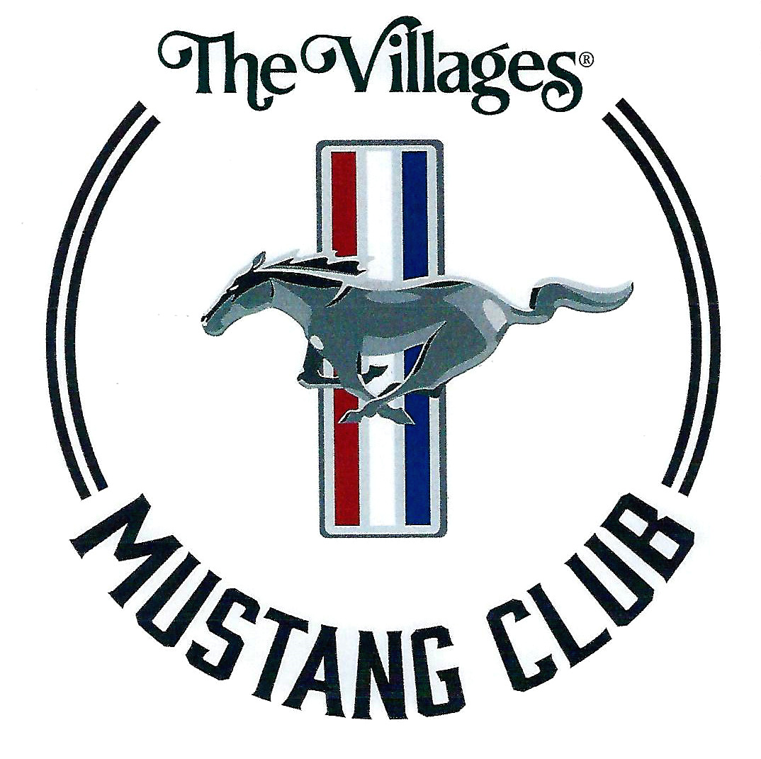 The Villages Mustang Club Logo