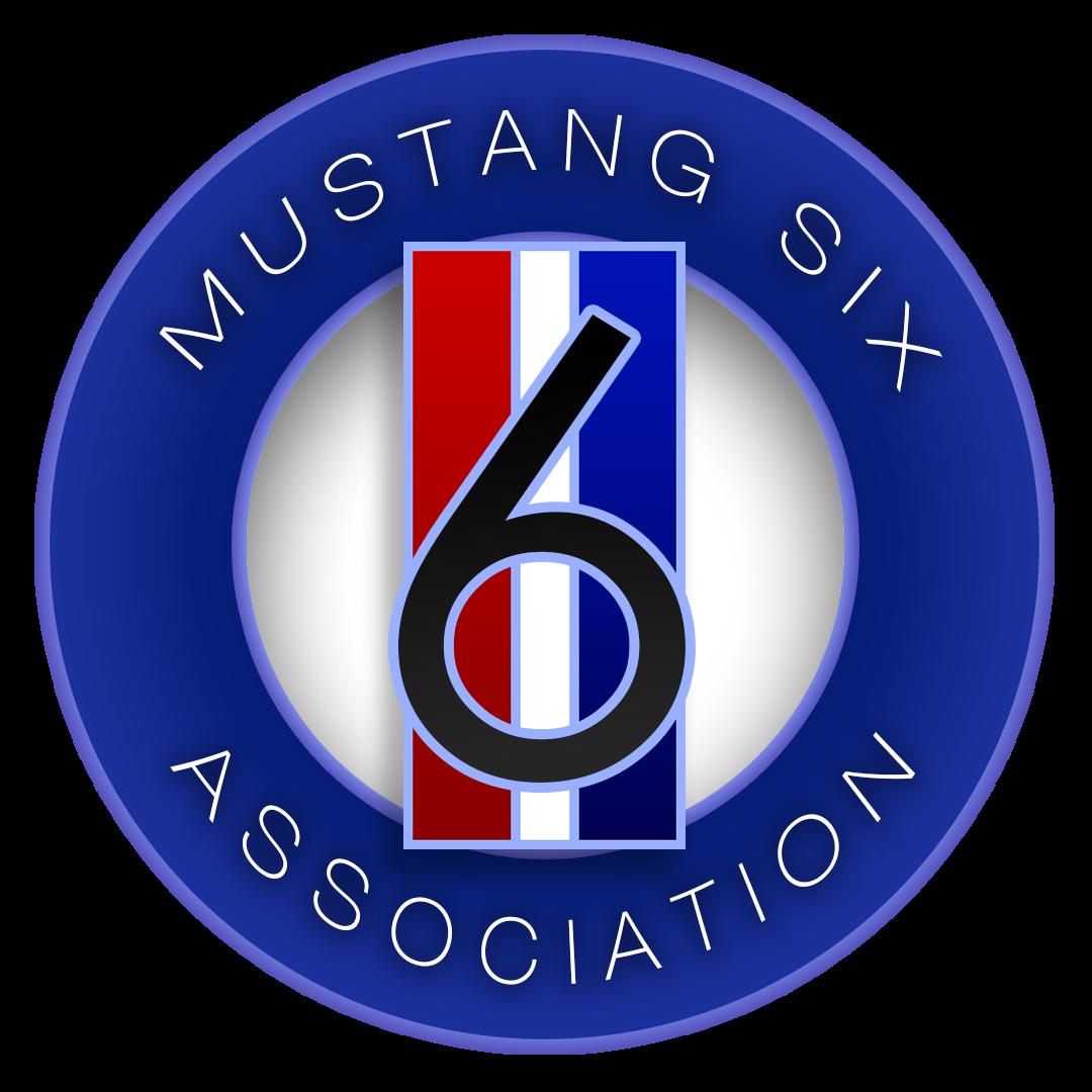 Mustang 6 Association Logo