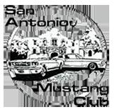San Antonio Mustang Club Logo