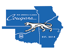 Mid America Classic Cougars Logo