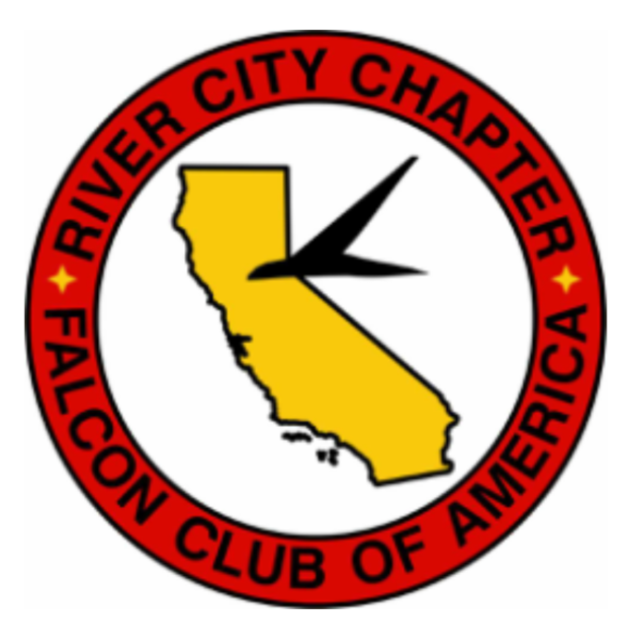 River City Falcon Club Logo