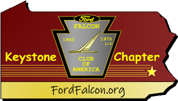 Keystone Chapter, Falcon Club of America