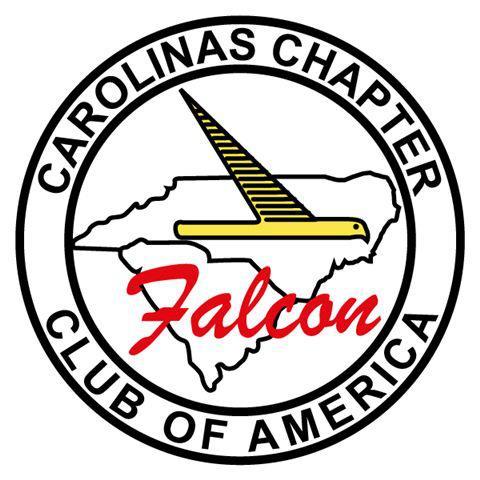 Carolinas Chapter Falcon Club of America Logo