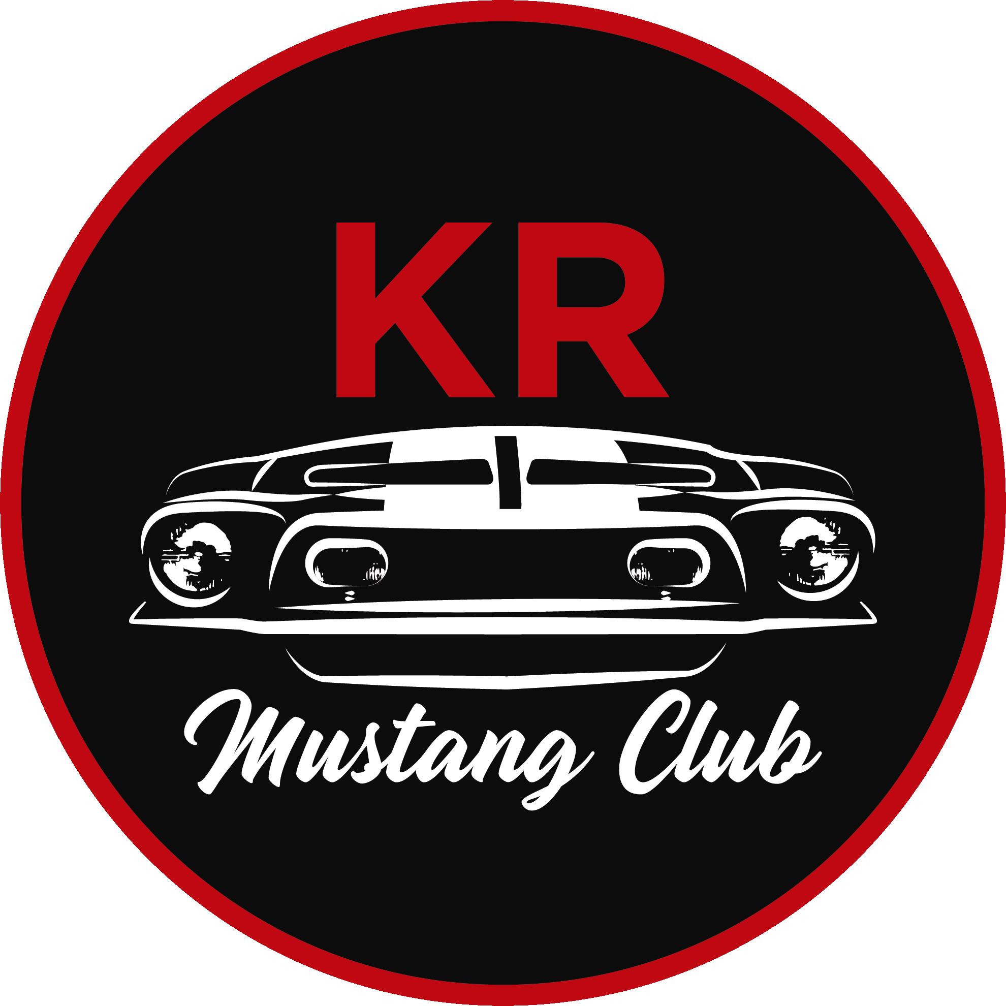 KR Mustang Club A.C. Logo